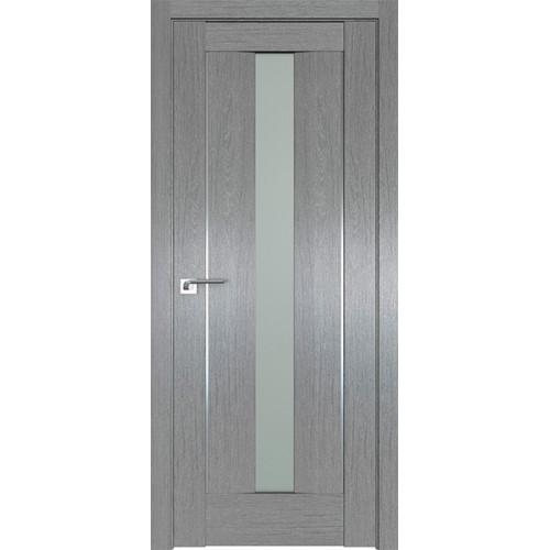Профиль дорс 2.48XN Грувд серый - со стеклом