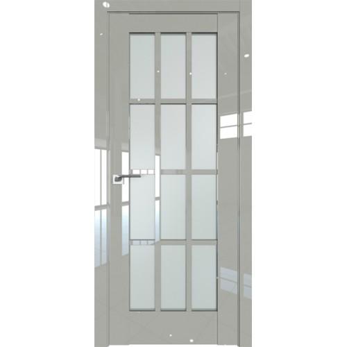 Профиль дорс 102L Галька люкс - со стеклом