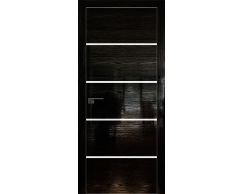 Профиль дорс 20STK Pine Black glossy